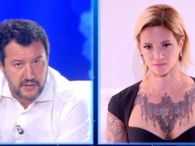 Matteo Salvini ed Asia Argento, clamoroso: è successo dietro le quinte