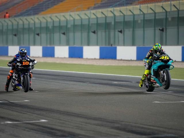 LIVE MotoGP, GP Qatar in DIRETTA: FP3 alle 13.15. Valentino Rossi ottimista sul bilanciamento