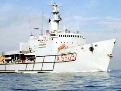 Peschereccio di Terrasini disperso, in arrivo nave della Marina militare per le ricerche