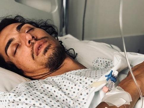 Amici, Marcello Sacchetta e Andreas Muller ricoverati in ospedale