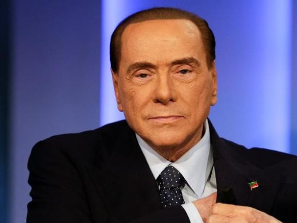 Berlusconi all'Ance: abolire codice appalti e split payment