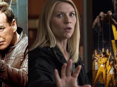 10 serie tv perfette per gli amanti dell'azione, da Orphan Black a Vis a Vis