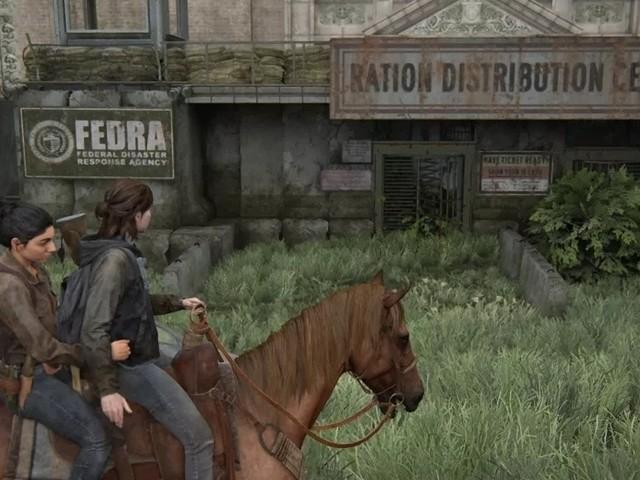 The Last of Us Parte II vi consente di giocare a biliardo in un modo un po' bizzarro