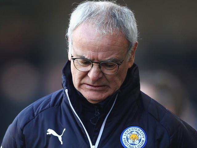 """Inglesi ingrati con Claudio Ranieri ma gli italiani non sono stati da meno. """"Il mio sogno è morto, ma nessun cancellerà la storia"""""""