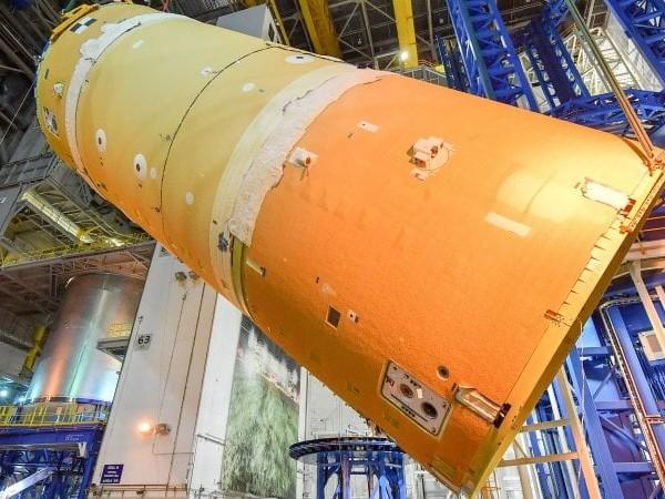 Ecco il razzo della NASA per tornare sulla Luna