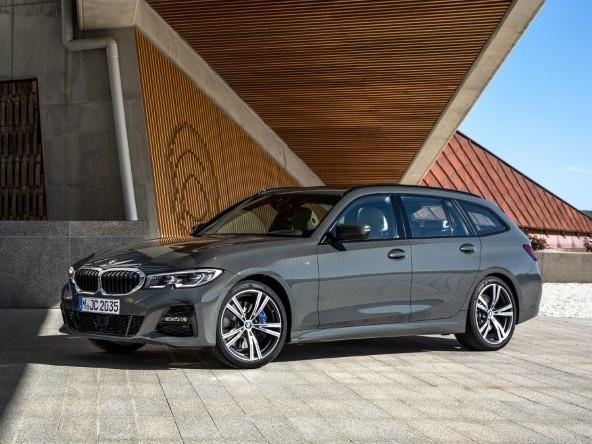 Nuova BMW Serie 3, ecco la Touring