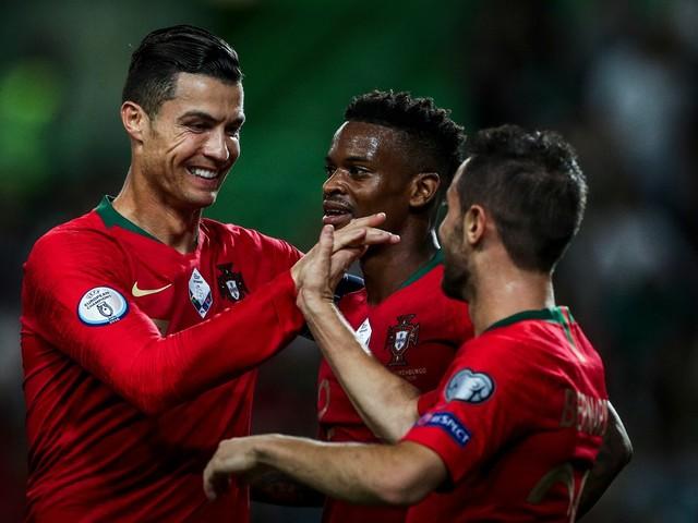 Portogallo, Cristiano Ronaldo in gol: manca una sola rete per raggiungere quota 700