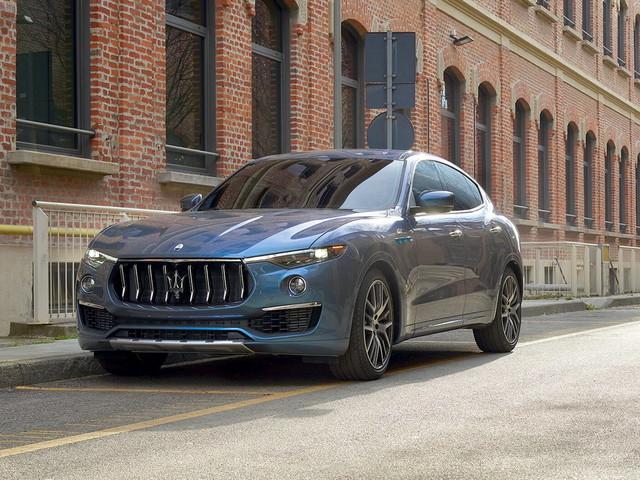 Maserati svela Levante Hybrid, il Suv leggero e performante
