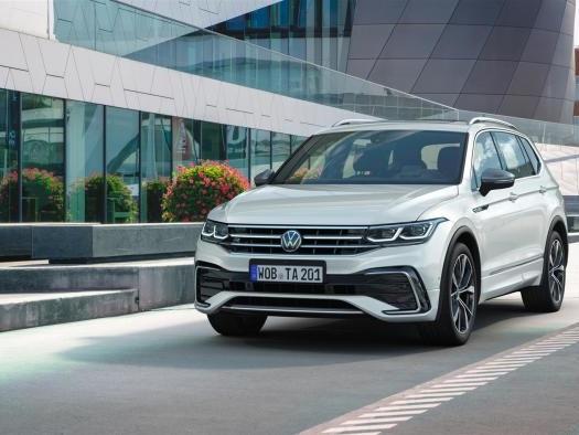Nuova Volkswagen Tiguan Allspace, prezzi e allestimenti