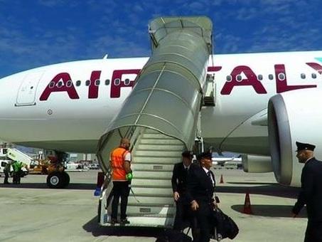 Air Italy tra il fronte di Olbia e la cortina americana