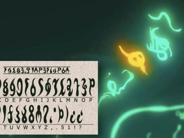The Legend of Zelda Breath of the Wild 2: i fan hanno tradotto il linguaggio Gerudo mostrato nel trailer