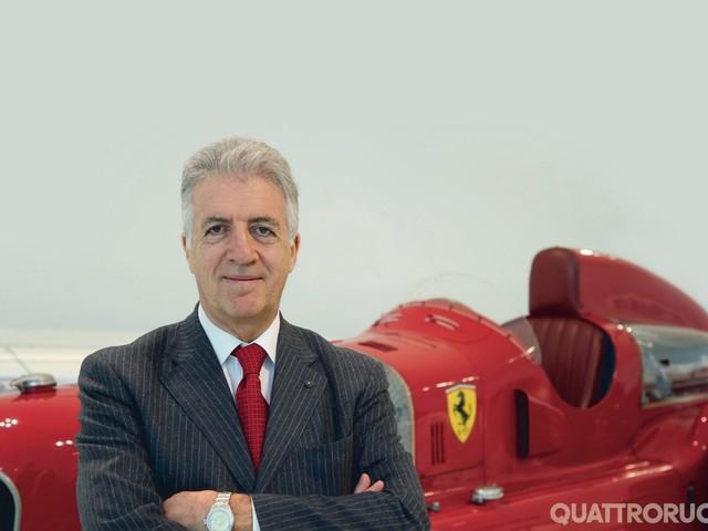 Le grandi interviste - Piero Ferrari: ' la nautica la mia seconda passione'