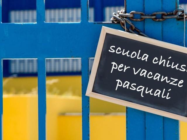 Calendario vacanze di Pasqua a scuola: rientro dopo il 25 aprile in molte regioni