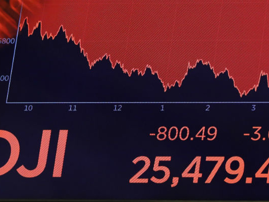 Sta arrivando una nuova recessione, pare