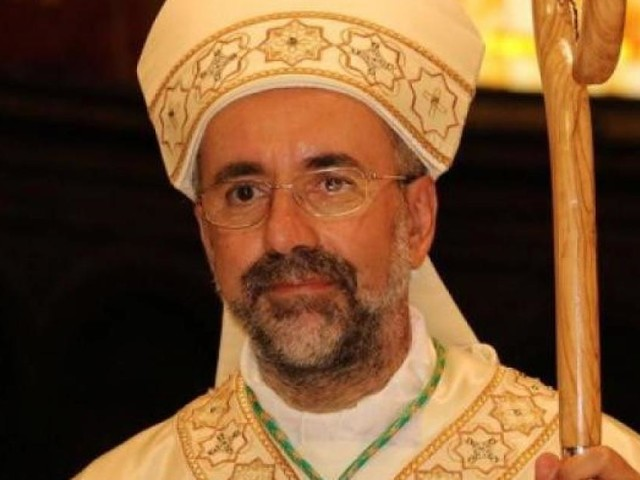 Messa crismale, l'omelia del Vescovo Marconi del Giovedì Santo