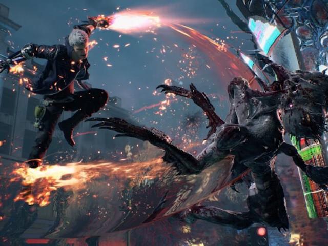 Devil May Cry 5: ci sarà un quarto personaggio giocabile?