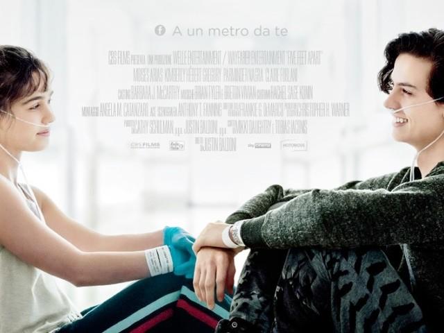 A un metro da te: trailer italiano del film con Cole Sprouse e Haley Lu Richardson