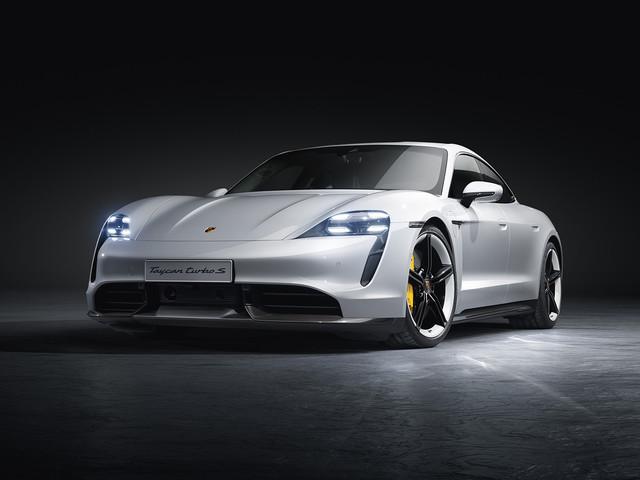 Porsche Taycan Temperamento elettrico