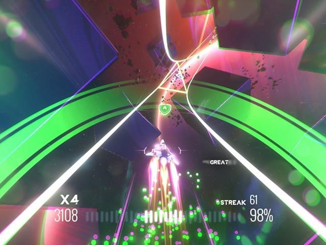 Avicii Invector: il rhythm game d'azione è in arrivo su PC, PS4 e Xbox One il prossimo mese