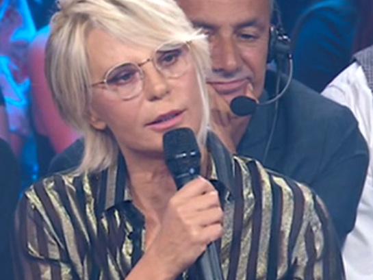 Maria De Filippi torna ad Amici Celebrities: ecco perché