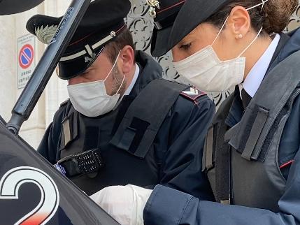 Così i carabinieri controllano il Paese