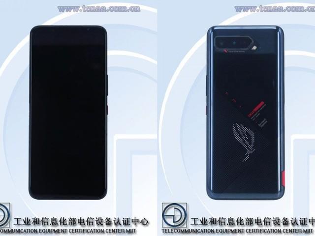 Asus Rog Phone 4/5 certificato TENAA: svelate le immagini e alcune specifiche