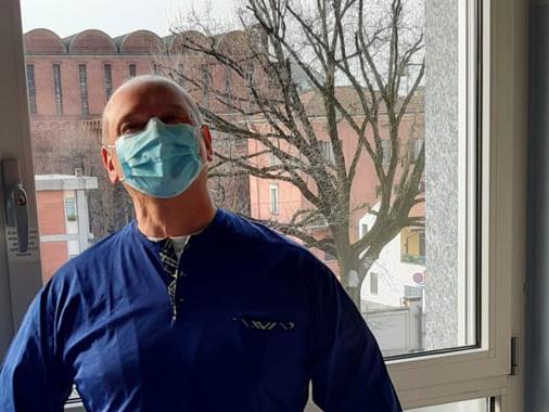 """Don Claudio Rubagotti sta meglio: """"Il Coronavirus è la sfida del nostro presente, la serenità è l'insegnamento più grande"""""""