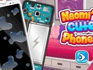 Naomi's Cute Phone