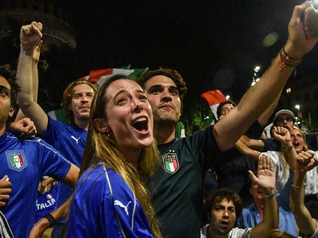 Europei, nuovo record per l'Italia: gli Azzurri conquistano anche Amazon