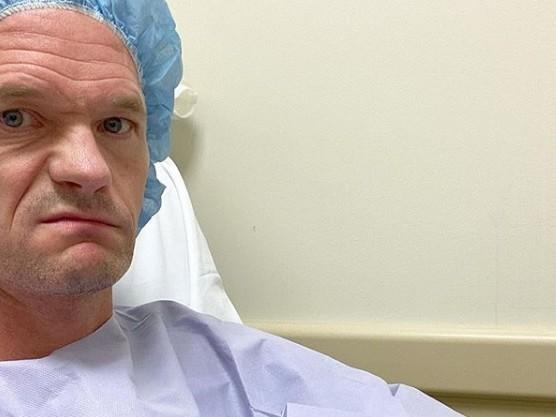 Neil Patrick Harris in ospedale: tendine lesionato per colpa di un riccio di mare