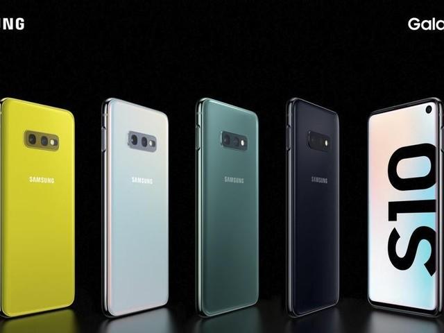 Samsung presenta i nuovi Galaxy S10, Galaxy Fold e Galaxy Watch Active