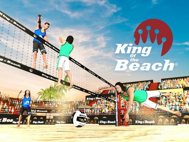 KOB Beach Volley, lo storico Over the Net in una nuova veste su iPhone