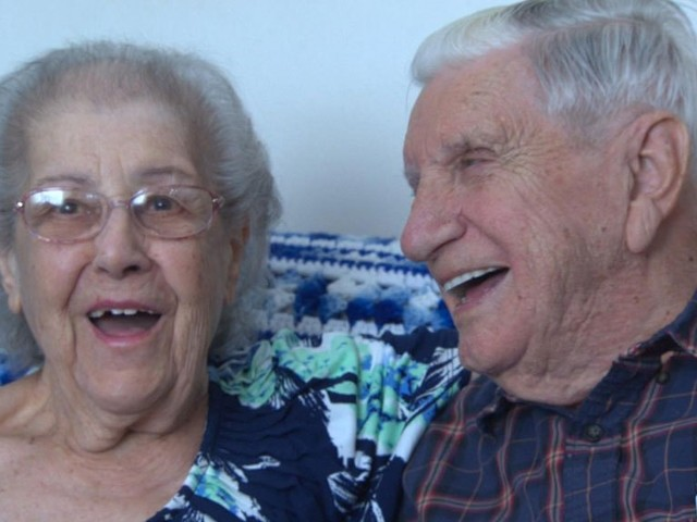 Watertown Couple Brought Together By A Box Of Cookies Celebrates 75th Anniversary