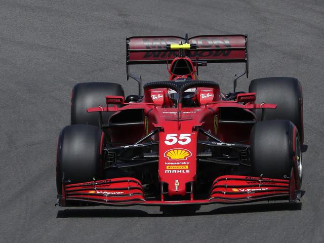 """VIDEO F1, Carlos Sainz: """"Non ho fatto il giro perfetto in Q3. La gestione delle gomme è un nostro punto debole"""""""