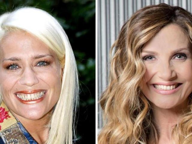 La Vita in Diretta, Lorella Cuccarini canta la sigla di Heather Parisi