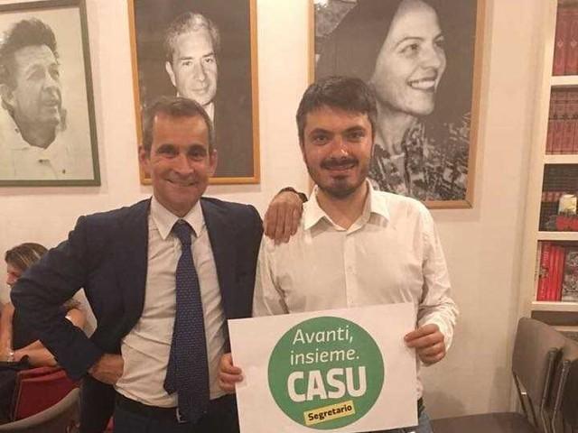 Il PD Roma chiede la testa del segretario Andrea Casu
