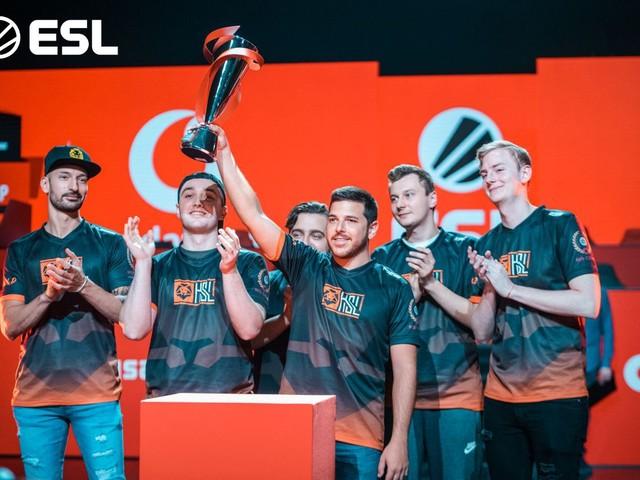 ESL Vodafone Championship: i vincitori di League of Legends, CS: GO e Clash Royale