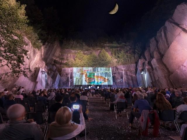 Tones on the Stones 2021, due mesi di suoni e natura in un teatro di pietra ai piedi delle Alpi