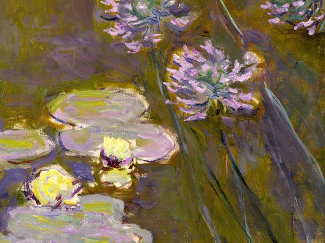 """La magnifica ossessione di Monet in mostra a Roma: """"Il mio giardino è un'opera lenta, perseguita con amore"""""""