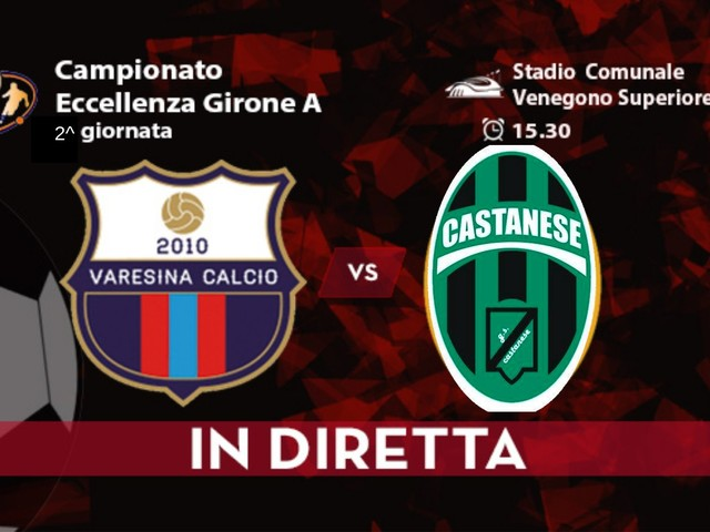 Varesina-Castanese 4-1: Broggi e Pizzini tornano a far volare le Fenici