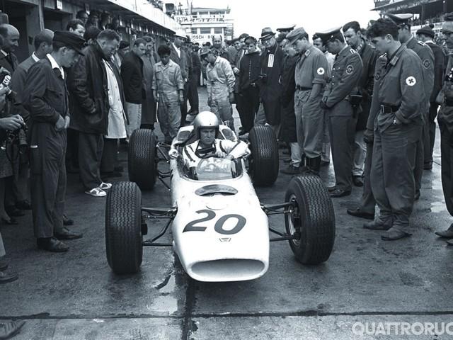 Formula 1 - Honda, una storia iniziata negli anni 60