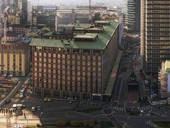 Milano, a Coima Sgr l'ex palazzo Telecom