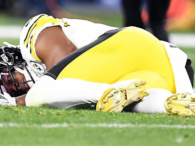 Myles Garrett's Helmet Assault Was Only Part Of The Over-The-Top Violence From Steelers-Browns