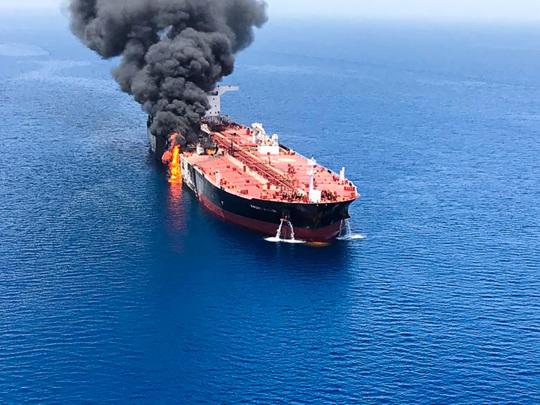 Chi vuole scatenare una guerra nello stretto di Hormuz