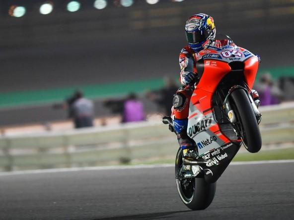 MotoGP   Ducati, Dovizioso e Lorenzo con diverse prospettive
