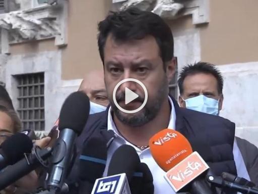 Salvini contro Zingaretti: «Non lo stimo perché ha offeso i morti lombardi»