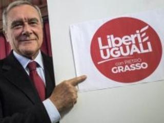 La disperata voglia di voti di Pietro Grasso