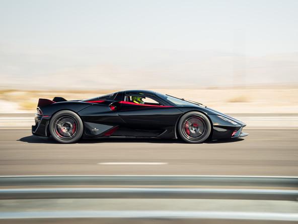 SSC Tuatara è l'auto più veloce del mondo