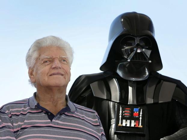 Cinema:morto David Prowse, fu Darth Vader in Guerre Stellari