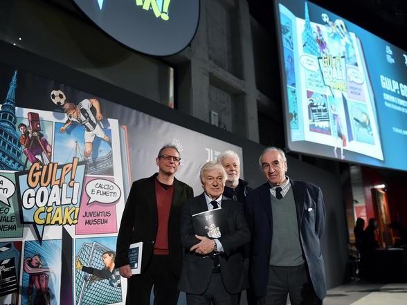 Musei Juve e Cinema celebrano fumetto